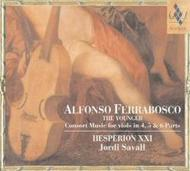 Alfonso Ferrabosco - Consort Music for viols in 4, 5 & 6 parts