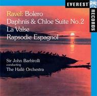 Ravel - Orchestral Works | Everest EVERCD4
