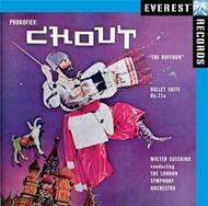 Prokofiev - Chout (The Buffoon) | Everest EVERCD5