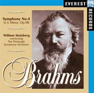 Brahms - Symphony no.4 in E minor, op.98 | Everest EVERCD6