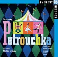 Stravinsky - The Rite of Spring, Petrouchka | Everest EVERCD7