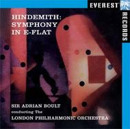 Hindemith - Symphony in E-flat | Everest EVERCD13