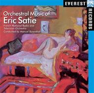 Satie - Orchestral Music | Everest EVERCD14