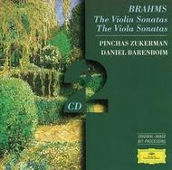 Brahms: The Violin Sonatas; The Viola Sonatas | Deutsche Grammophon E4531212