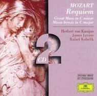 Mozart: Requiem; Great Mass in C minor; Missa brevis in C major | Deutsche Grammophon E4594092