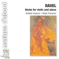Ravel - Works for Violin & Piano