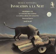Musica Notturna: Invocation a la Nuit (In Praise of Night)
