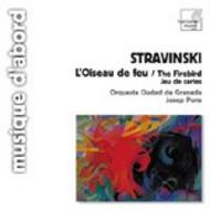 Stravinsky - The Firebird, Jeu de cartes
