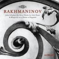 Rachmaninov - The Great Works for Solo Piano | Nimbus NI1736