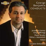 George Benjamin conducts… | Nimbus NI5167