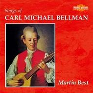 Songs of Carl Michael Bellman  | Nimbus NI5174