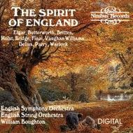The Spirit of England | Nimbus NI5210