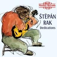 Stepan Rak - Dedications | Nimbus NI5239