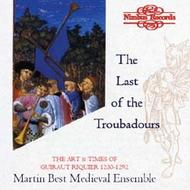 The Last of the Troubadours - the Art and Times of Guiraut Riquier 1230-1292 | Nimbus NI5261