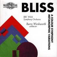 Bliss - A Colour Symphony, Metamorphic Variations | Nimbus NI5294
