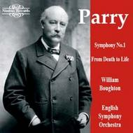 Parry - Symphony no.1 in G, From Death to Life | Nimbus NI5296