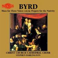 Byrd - Mass for Three Voices with the Propers for the Nativity | Nimbus NI5302