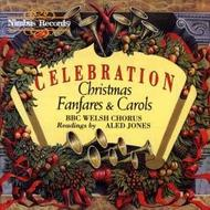 Celebration - Christmas Fanfares and Carols | Nimbus NI5310