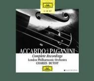 Accardo Plays Paganini- Complete Recordings | Deutsche Grammophon - Collector's Edition 4637542