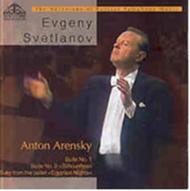 Evgeny Svetlanov conducts Arensky | The Anthology of Russian Symphony Music SVET002032