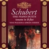 Schubert - The Piano Duets vol.1 | Nimbus NI5443
