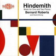 Hindemith - Music for One and Two Pianos | Nimbus NI5459