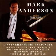 Mark Anderson plays Liszt | Nimbus NI5484