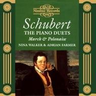 Schubert - The Piano Duets vol.2 | Nimbus NI5485