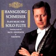 Hansgeorg Schmeiser plays Music for Solo Flute | Nimbus NI5522