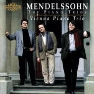 Mendelssohn - The Piano Trios | Nimbus NI5553