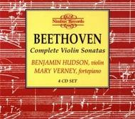 Beethoven - Complete Sonatas for Violin and Piano | Nimbus NI5557