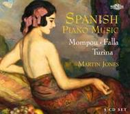 Spanish Piano Music vol.2 | Nimbus NI5619