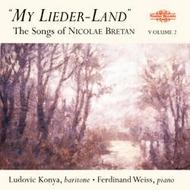 My Lieder-Land - The Songs of Nicolae Bretan Vol.2 | Nimbus NI5640