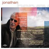 Jonathan Harvery - Madonna of Winter & Spring etc | Nimbus NI5649