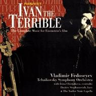 Prokofiev - Ivan the Terrible, the complete music for Eisenstein's film | Nimbus NI5662
