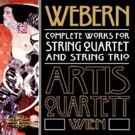 Webern - Complete works for String Quartet | Nimbus NI5668