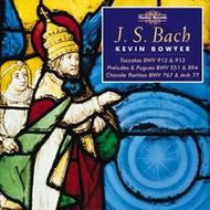 Bach - Complete Works for Organ vol.13 | Nimbus NI5669