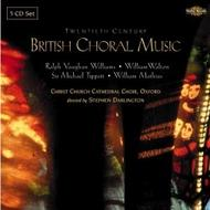 20th Century British Choral Music | Nimbus NI5691