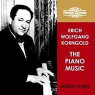 Korngold - The Piano Music | Nimbus NI5705