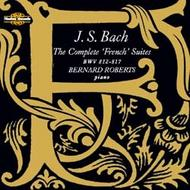 Bach - The Complete French Suites BWV 812-817 | Nimbus NI5744