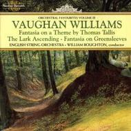 Orchestral Favourites vol.3 - Vaughan Williams | Nimbus NI7013