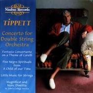 Tippett - Concerto for Double String Orchestra etc | Nimbus NI7026