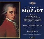 A Portrait of Mozart | Nimbus NI1756
