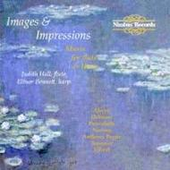 Images & Impressions - Music for Flute & Harp | Nimbus NI5247