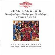 Langlais - Works for Organ | Nimbus NI5408