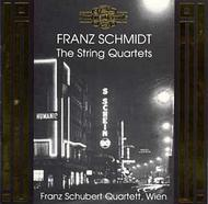 Franz Schmidt - The String Quartets | Nimbus NI5467