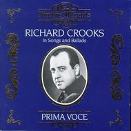 Richard Crooks | Nimbus - Prima Voce NI7888