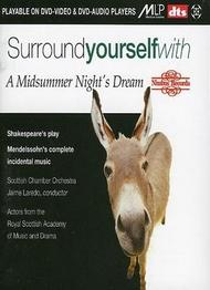 Surround yourself with… A Midsummer Night's Dream (Shakespeare's play and Mendelssohn's complete incidental music) | Nimbus NI9009