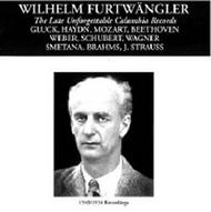 Wilhelm Furtwangler: The Late Unforgettable Columbia Records  | Andromeda ANDRCD5034