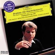 Brahms: The Piano Concertos; Fantasias Op.116 | Deutsche Grammophon - Originals 4474462
